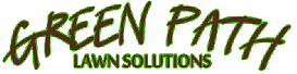 Green Path Lawn Care Logo